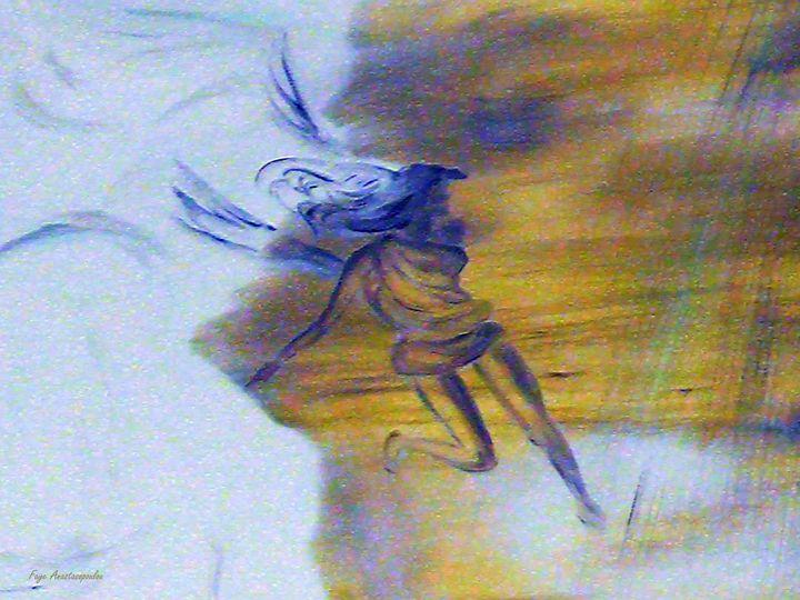 Emerging Angel - Faye Anastasopoulou