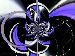 Dazzling Vector Lavender