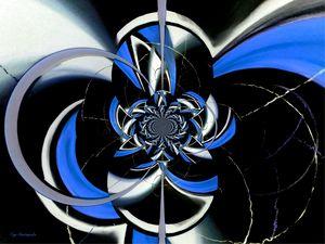 Dazzling Vector Sapphire