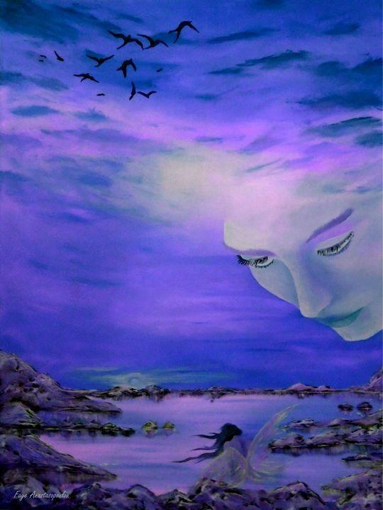 Angelic Protection - Faye Anastasopoulou