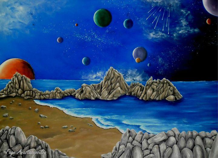Cosmic Perception - Faye Anastasopoulou