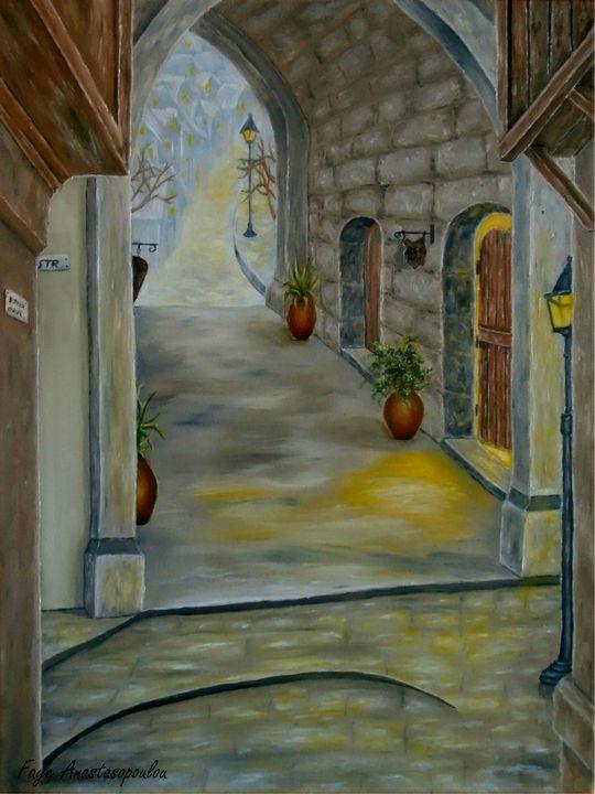 Romantic Vision - Faye Anastasopoulou