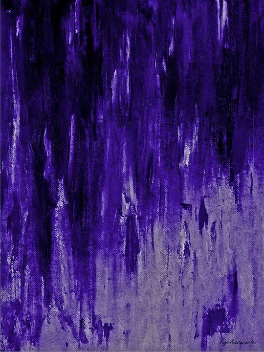 Purple Simplicity - Faye Anastasopoulou