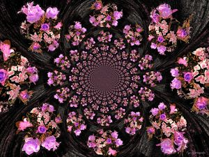 Floral Creation Pink