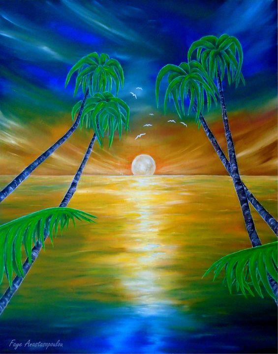 Tropical Inspiration - Faye Anastasopoulou