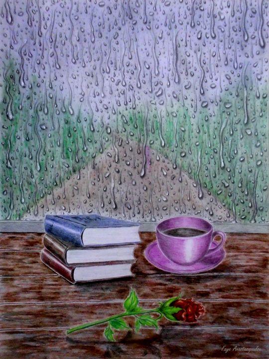 Rainy Morning - Faye Anastasopoulou