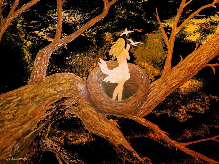 Spirit Of The Forest - Faye Anastasopoulou