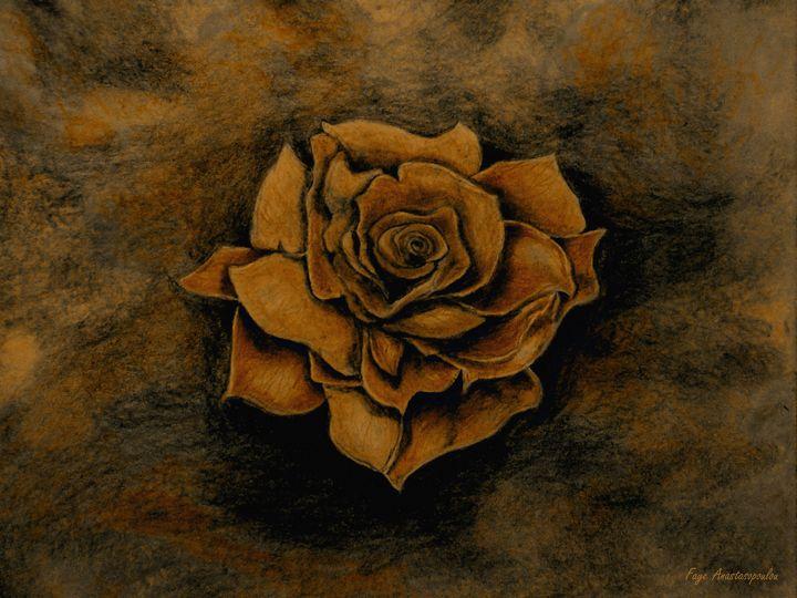 Autumn Rose - Faye Anastasopoulou