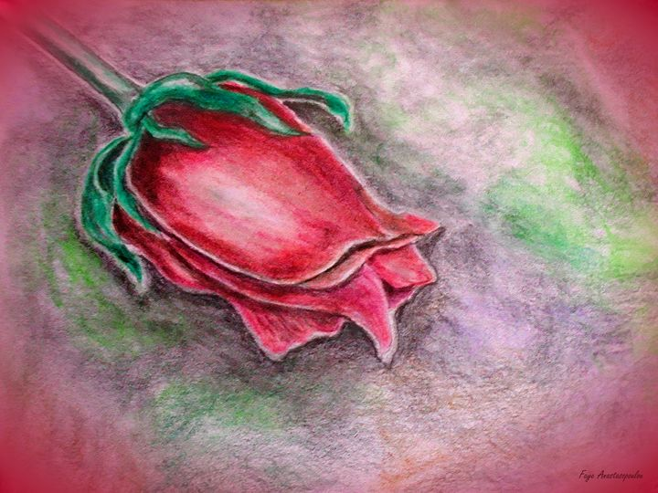 Rose Fantasy - Faye Anastasopoulou