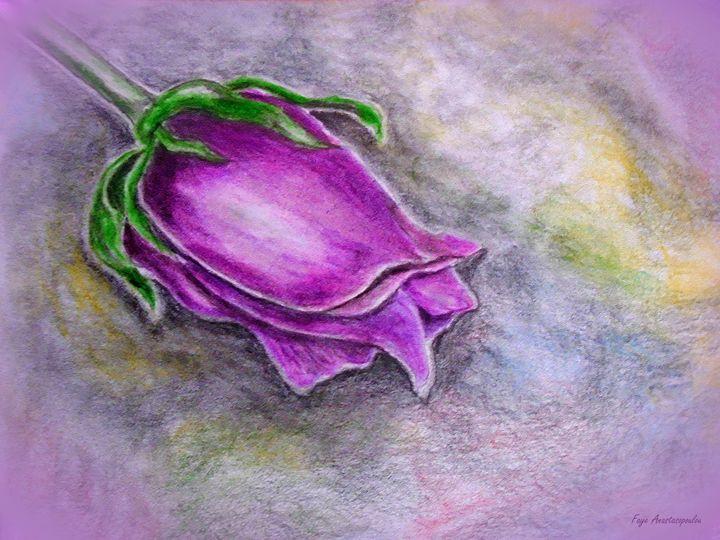 Dreamy Rose - Faye Anastasopoulou