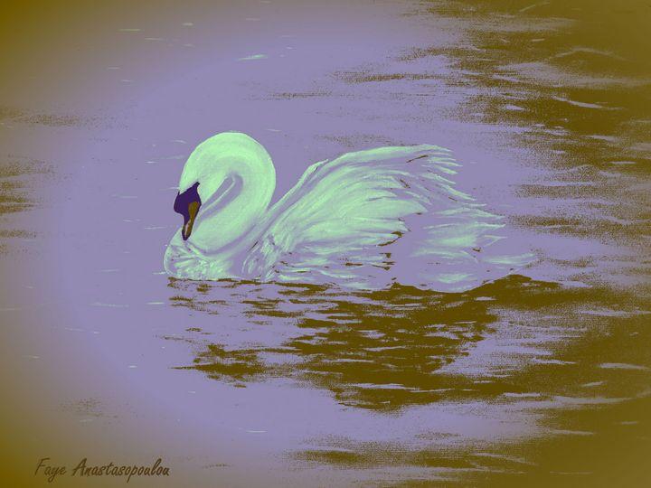 Swan Dream - Faye Anastasopoulou