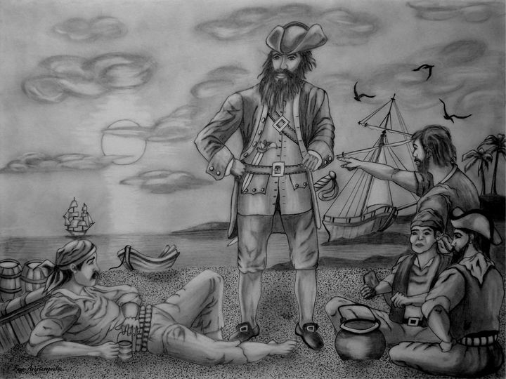 Pirates Cove - Faye Anastasopoulou