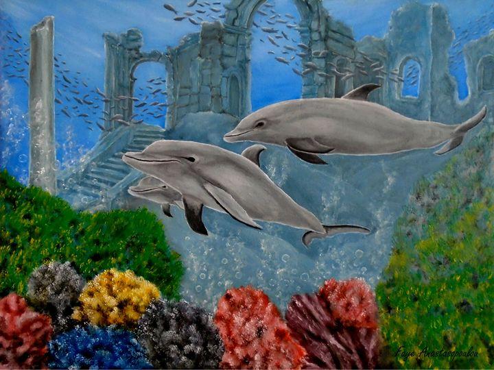 Aquatic Symphony - Faye Anastasopoulou