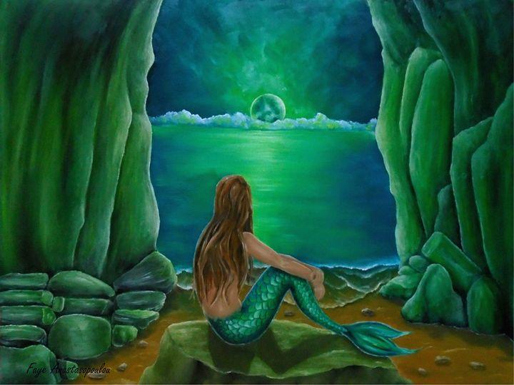 Mermaid's Cave - Faye Anastasopoulou