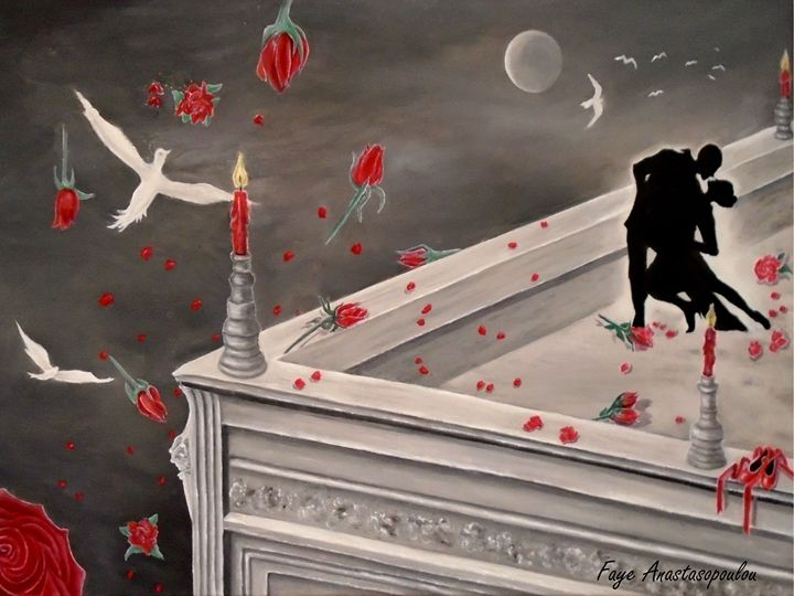Tango Night - Faye Anastasopoulou