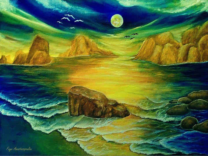 Poetic Vision - Faye Anastasopoulou