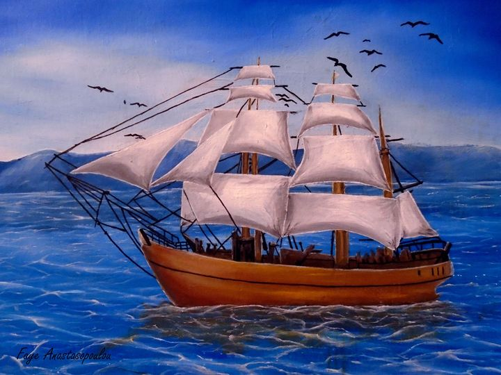 Voyage - Faye Anastasopoulou