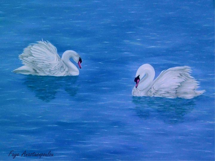 Silent Waters - Faye Anastasopoulou