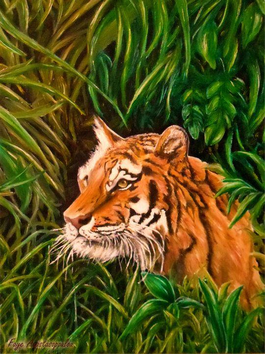 Wild Presence - Faye Anastasopoulou
