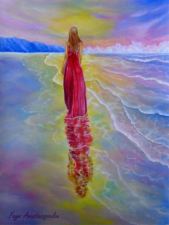 The Stroll - Faye Anastasopoulou