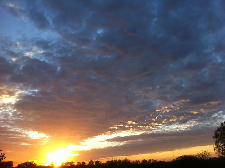 Sunset - C. McCarty