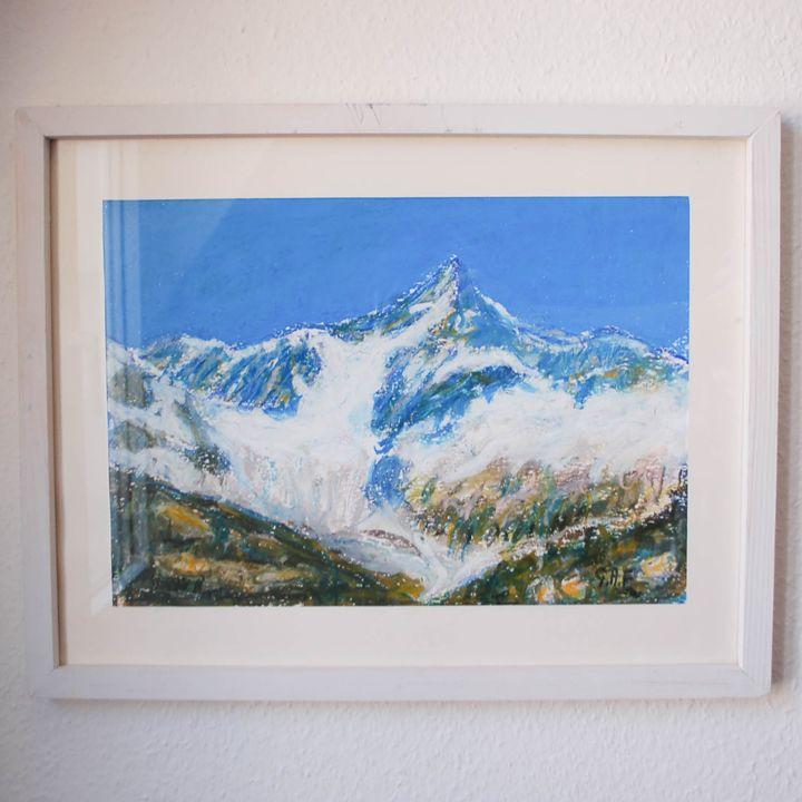 Swiss mountain Matterhorn, Zermatt - Georges Albert Froidevaux