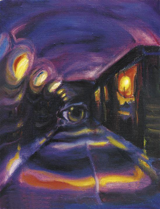 Night, 31 January 2001 - Dea Lieotto