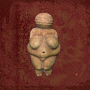 Venus von Willendorf - Dea Lieotto
