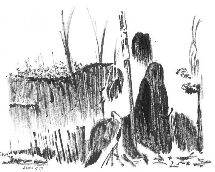 silhouette - Dea Lieotto