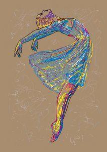 dancer, ballerina, dance, ballet