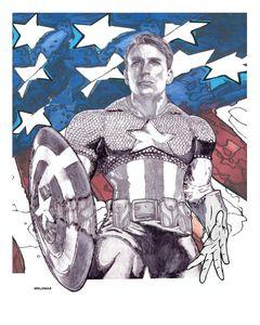 An American Superhero - Peter Melonas