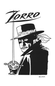 The Mark of Zorro - Peter Melonas