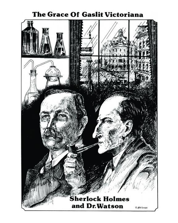 Gaslit Victoriana - Peter Melonas