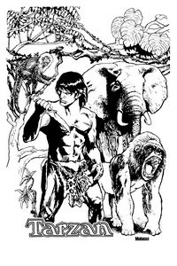 Tarzan of the Apes - Peter Melonas