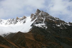 Unnamed Peak, Annapurna Range, Nepal - Dano Vukicevich Photography