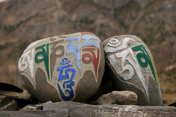 Om Mani Padme Hum, Nepal - Dano Vukicevich Photography