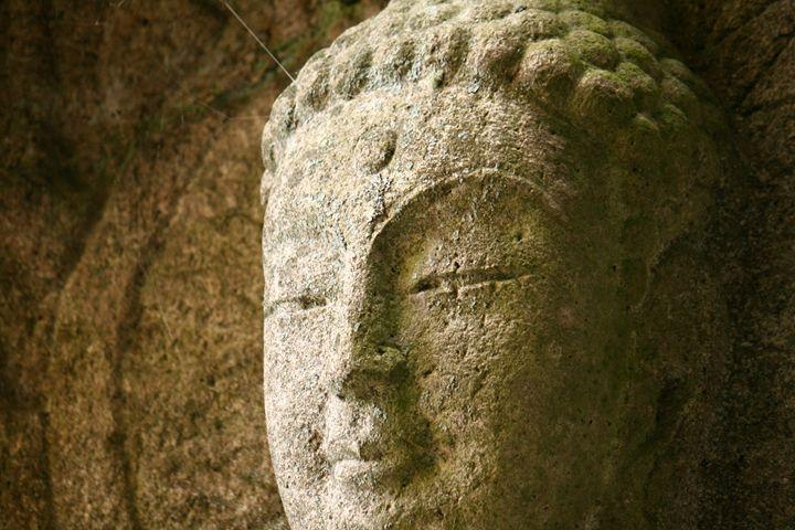 Ancient Buddha - Beynsh Photography