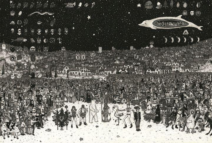 Gathering large - Danijel Cecelja