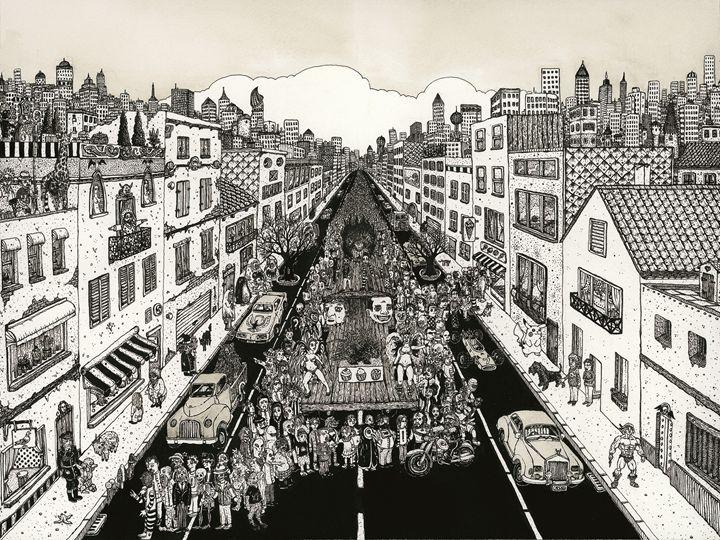 Porcupine - Danijel Cecelja