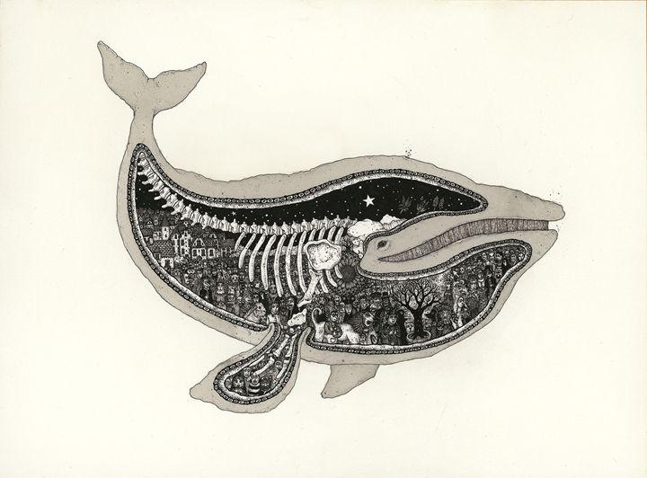 Whale 3 - Danijel Cecelja
