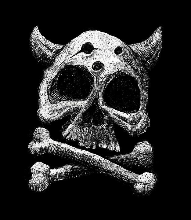 The Skull of Evil - Cowyark Rubbark