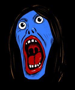 Shining Scream