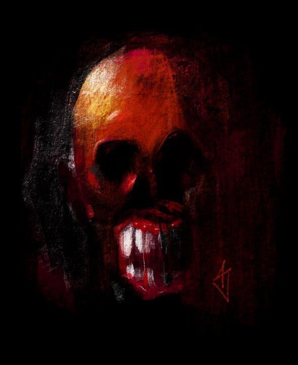 Into The Dark - Rotten Skull - Cowyark Rubbark