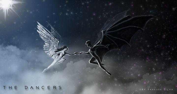 The Dancers - BlueJay Artwork