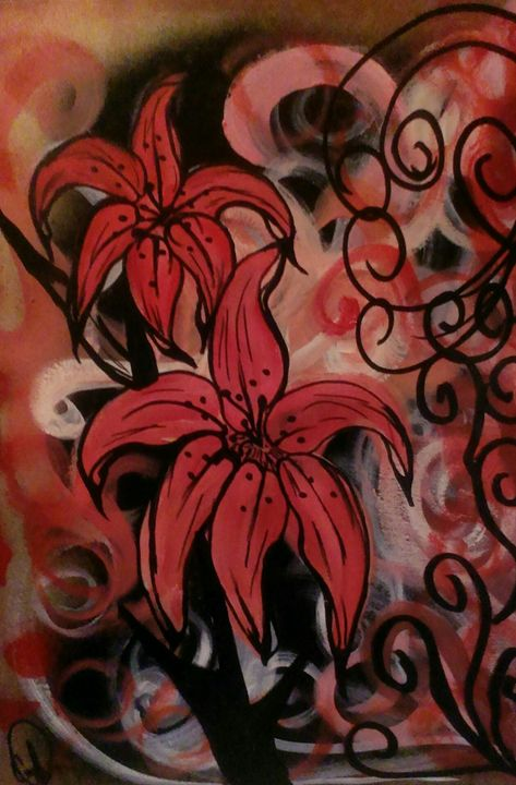 #1 of #3 lilly and lillies - yelyac INC