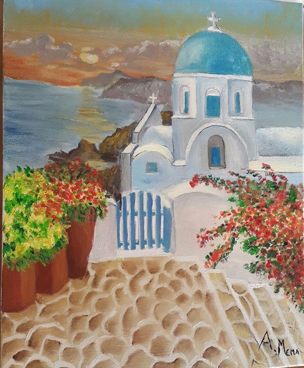 Santorini - Armela