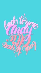 Back to You Andy! - Nona Adams