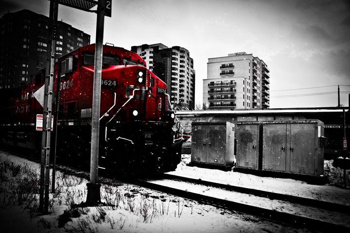 Train - Callan Convery
