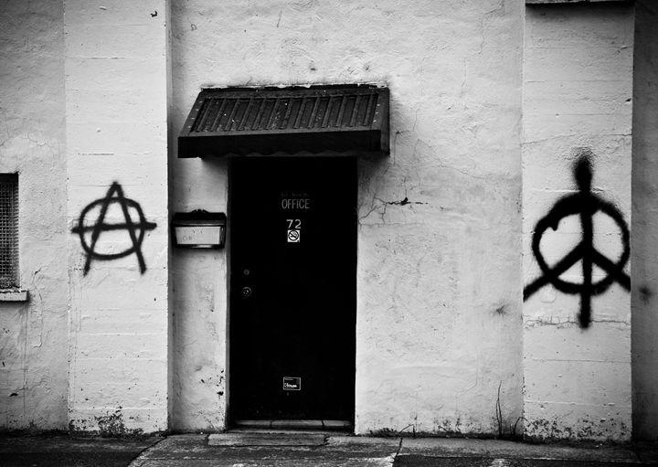 Peace & Anarchy - Callan Convery