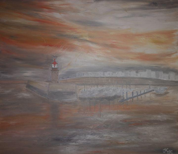 Port Of Ramsgate - Krisztina Kucsinka